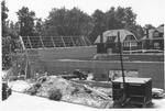 Campus Christian Center under construction, ca. 1960