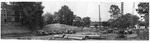 Panoramic view, Construction of MU Smith Hall complex,ca. 1965-66