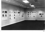 Inside view, Birke Art Gallery, ca. 1977