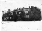 Marshall President's home exterior, ca. 1980