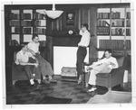 Hodges Hall lounge