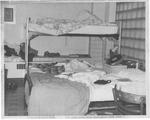 Rowley Hall dorm room, ca. 1967