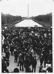 Washington Peace Rally, Jan. 20, 1973
