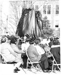 Dedication of MU Memorial Fountain, Nov. 12, 1972
