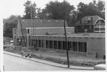Construction of MU Campus Christian Center, ca. 1960