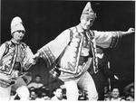 Lily Novgorodova and Yuri Mironov, Balalaika Orchestra of Moscow, 1969