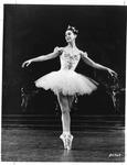 Dame Margot Fonteyn, ballerina, in MU Artist Series, 1972