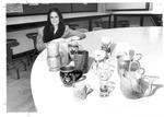 MU Journalism Prof. Janet Dooley, 1994