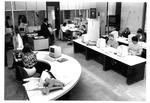 MU Parthenon news room