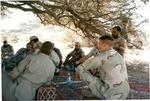 Major Edward Loomis at Khamis Muchayt, Kingdom of Saudi Arabia (KSA)