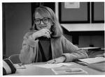 MU Journalism student Andrea Bond, ca. 1992
