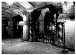 Lobby inside Keith- Albee Theater, Oct. 1975