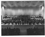 MU Choral Union Christmas performance, ca. 1973-75