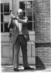 MU Music Prof. Charles L. Kingsbury, ca. 1973