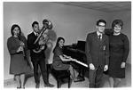 MU Music Dept. Musical group, ca. 1970's,