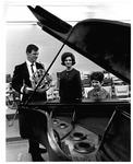 MU Music recital, James Spencer, Anabell Napier, Mary Seaman. ca. 1970's