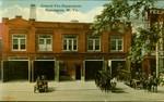 Central Fire Department, Huntington, W.Va., ca. 1915
