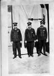 Unidentified Huntington, W.Va. firemen