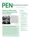 Marshall University Joan C. Edwards School of Medicine, Professional Enhancement Newsletter, Spring 2014