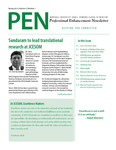 Marshall University Joan C. Edwards School of Medicine, Professional Enhancement Newsletter, Spring 2013 by Darshana Shah