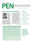 Marshall University Joan C. Edwards School of Medicine, Professional Enhancement Newsletter, Fall 2012 by Darshana Shah