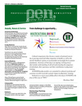 Marshall University Joan C. Edwards School of Medicine, Professional Enhancement Newsletter, Fall 2011 by Darshana Shah