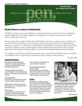 Marshall University Joan C. Edwards School of Medicine, Professional Enhancement Newsletter, Fall/Winter 2010 by Darshana Shah