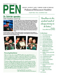 Marshall University Joan C. Edwards School of Medicine, Professional Enhancement Newsletter, Spring 2015