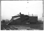 Russell Wing Elevator Railroad Snow Plow by Marshall University