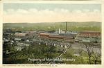Huntington Chesapeake and Ohio Railroad Shops