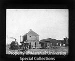 Ohio River Railroad (later B&O) Railroad Depot