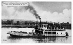 Steam Ferry Boat, Paul F. Thomas by Marshall University