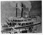 U.S. Mail packet steamboat Chesapeake