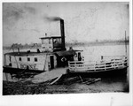 Catlettsburg, Kentucky, to South Point, Ohio, ferry boat Bonne