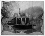 Sidewheel steamboat Thealka