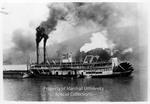 Steam Towboat Raymond Horner by Marshall University