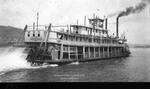 Steamboat General Crowder,