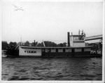 Steam towboat Vixen by Marshall University