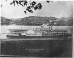 Packet steamboat Bostona