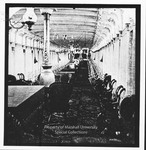 Unidentified steamboat interior