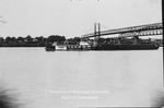 Steam towboat Vixen