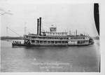 Steamboat Joe Fowler, at Evansville, Indiana