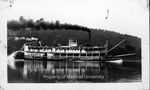 Steam towboat Liberty