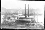 Cincinnati & Wheeling steam packet boat Wild Wagoner
