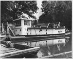 Diesel towboat Ruth by Marshall University