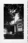 View of Tynes residence, Bath Ave., Ashland, Ky,