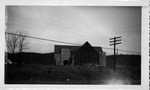 Construction photo of Eleanor Presbyterian Church, Eleanor, W.Va., 1950