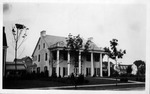 Charles Campbell house, later Marshall University's president's house, 1953
