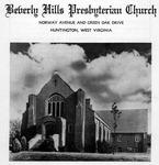 .Copy of photo of Beverly Hills Presbyterian Church, Huntington, W.Va.