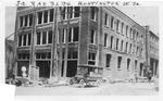 Jn. Rau's Building, corner Court & Eighth St, Huntington, WV, June 14, 1918